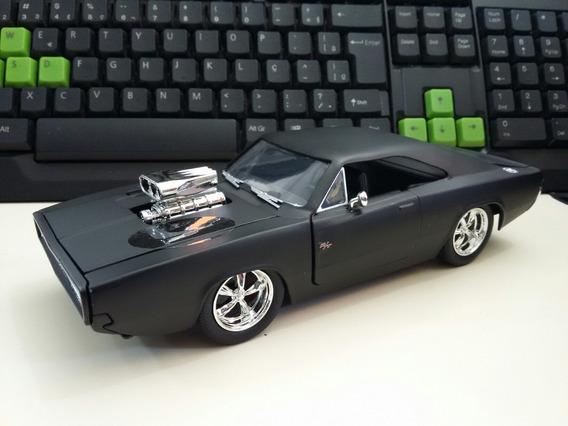 1/24 Dodge Charger R/t - Velozes E Furiosos - Toretto