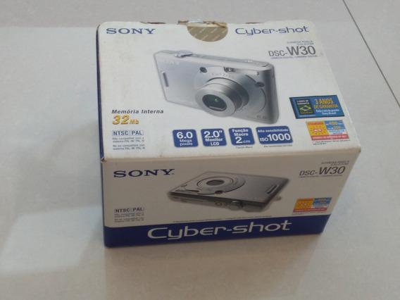 Camera Sony Dsc-w30