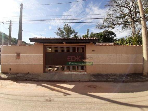 Casa Com 2 Dormitórios À Venda, 1000 M² Por R$ 550.000 - Jardim Aracy - Mogi Das Cruzes/sp - Ca3603
