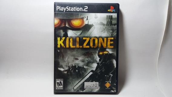 Killzone - Kill Zone Original Americano - Ps2