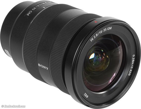 Lente Sony Sel Fe 16-35mm F/2.8 Gm