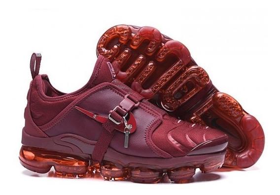 Nike Vapormax Plus Paris X Lou Matheron Red Wine