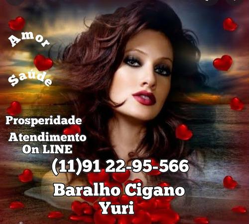 Imagem 1 de 1 de Consultas On Line Baralho Cigano .