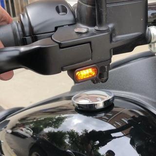 Harley Davidson Luces Direccionales Led Para Manillar Ámbar