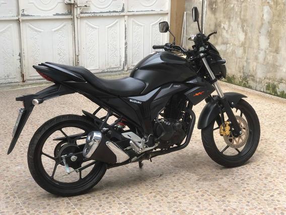 Suzuki Gixek 150