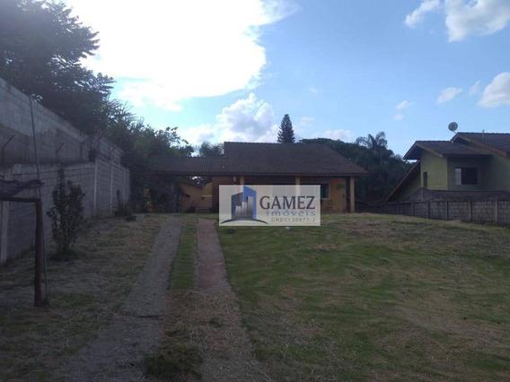 Casa Para Alugar, 150 M² Por R$ 2.000/mês - Jardim Estância Brasil - Atibaia/sp - Ca0985