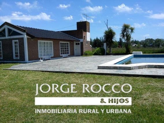Coqueta Casa Quinta En B. El Rodeo