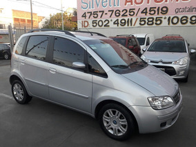 Fiat Idea Top 1.4 2007 Silvetti Autos