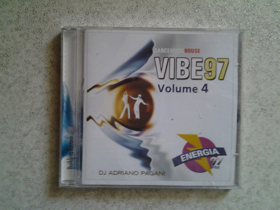 Cd Vibe 97 - Volume 4