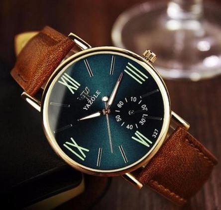 Relógio Masculino Clássico Yazole