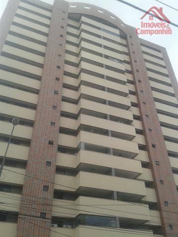 Apartamento Com 4 Dormitórios À Venda, 198 M² Por R$ 1.120.000,00 - Dionisio Torres - Fortaleza/ce - Ap0801