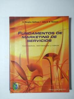 Fundamentos De Marketing De Servicios , K. Douglas Hoffman