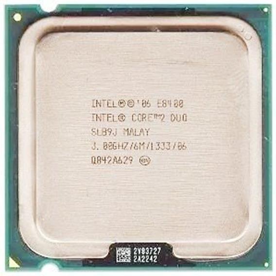 Processador Socket 775 Lga Intel Core 2 Duo E8400 3.0ghz