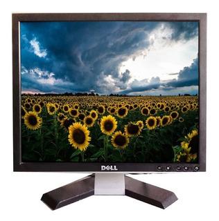 Monitor Lcd 17 Pulgadas Dell Vga Pc Cuadrado