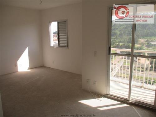Imagem 1 de 29 de Apartamentos À Venda  Em Jundiaí/sp - Compre O Seu Apartamentos Aqui! - 1400966