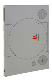 Libreta Playstation One Consola