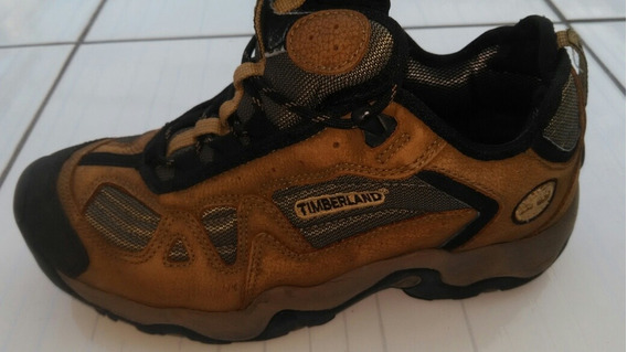 Tênis Timberland Gorge Masculino Marrom/preto