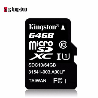 Memória Kingston Cartão Micro 64gb. Preço Bom!