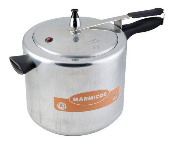 Olla A Presion Marmicoc Aluminio 9 Litros
