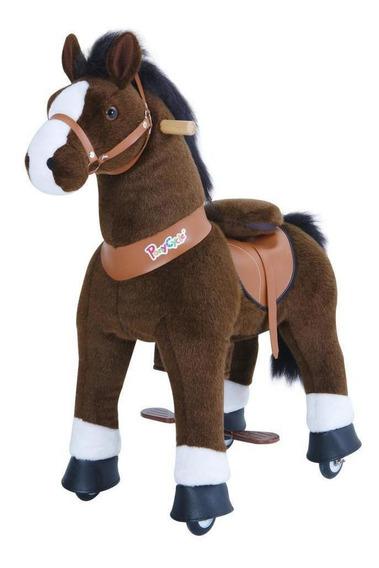 Caballito Montable Pony Cycle Con Ruedas De 3 A 5 Años U321