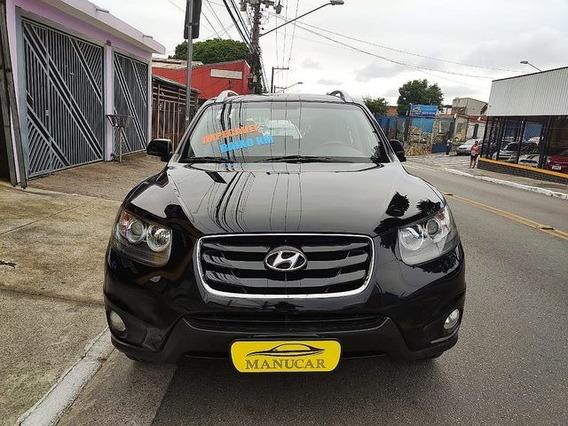 Hyundai Santa Fé 3.5 Mpfi V6 24v 285cv 2011