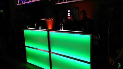 Barras Tragos Led Movil Barman Tragos Eventos Fiestas Fernet