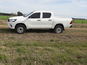 Toyota Hilux 2.4 Cs Dx I 150cv 4x2 2017