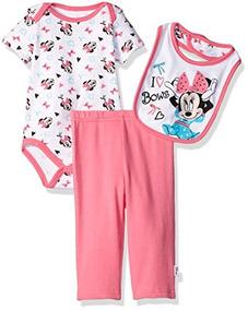 13cfdac08 Paquete X 3 Pantalón Minnie Mic Disney Baby - Ropa y Accesorios en ...