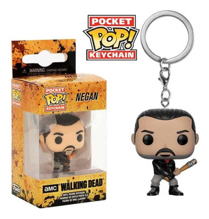 Funko Pop Keychain The Walking Dead Negan