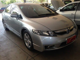 Honda Civic 1.8 Lxs Flex Aut. 4p