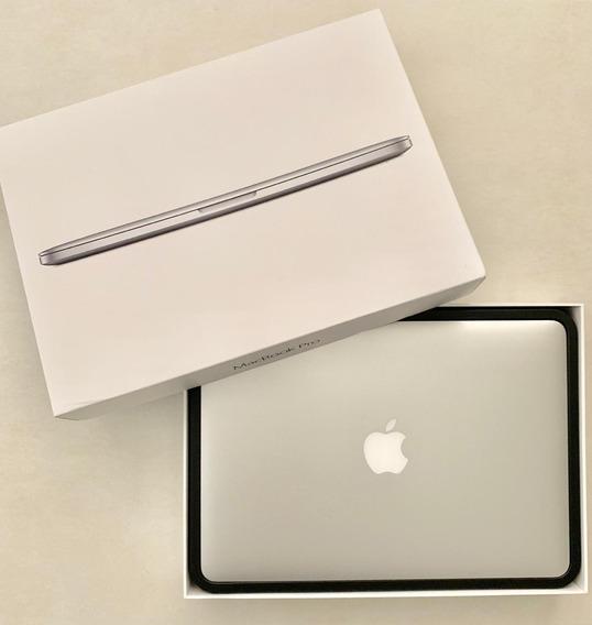 Macbook Pro Retina Apple 128 Gb 2017 Cinza 2,3 Ghz I5 8 Gb Nota Fiscal Mercado Pago Em 12 Vz Sem Juros / Frete Gratis /