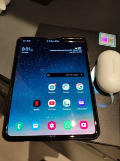 Samsung Galaxy Fold 6 Mes De Uso
