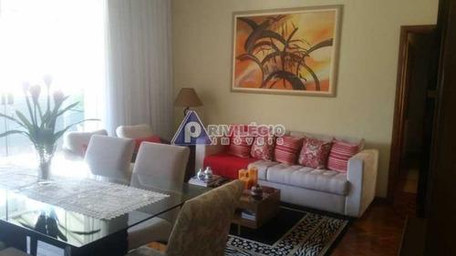 Imagem 1 de 15 de Apartamento À Venda, 3 Quartos, 2 Suítes, Copacabana - Rio De Janeiro/rj - 1117
