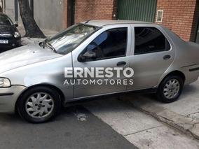 Fiat Siena Plata 2001 Diesel Detalles Motor Papeles Al Dia