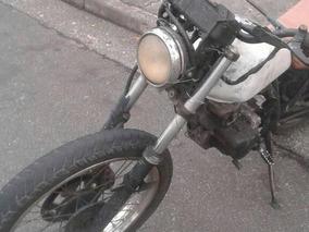 Honda Xl 125/86 Branca