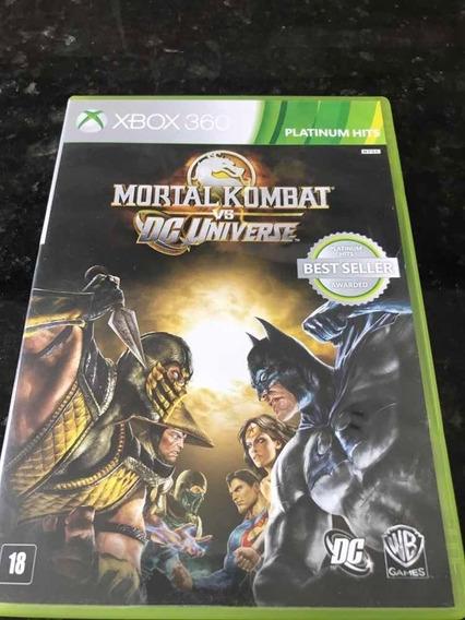 Mortal Kombat Vs Dc (platinum Hits)