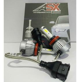 Kit Xenon Super Led Asx H11 H8 6000k 30w Bivolt 12/24v