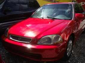 Honda Civic Inicial 100,000