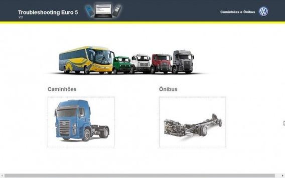 Códigos De Falhas Man/vw Caminhões/ônibus Euro 5