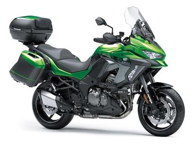 Kawasaki Versys 1000 Grand Tourer 2020 Lançamento - Rebeca