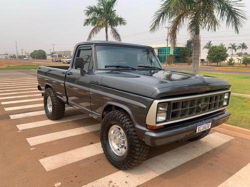 Imagem 1 de 10 de Ford F-1000 F1000 3.9 4x2