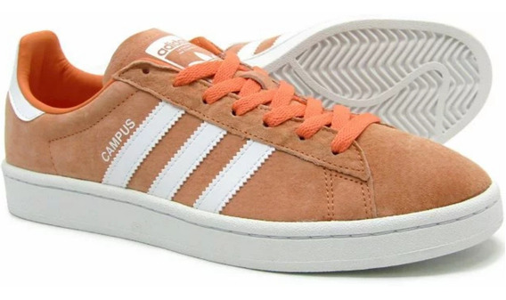 Zapatillas adidas Originals Campus Naranja 39 Ar, 7 Uk