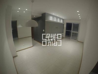 Apto Montado Com 2 Quartos E Vaga Para Alugar, 84 M² Por R$ 2.100/mês - Jardim Icaraí - Niterói/rj - Ap0232