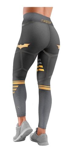 Calzas Mujer Dagua, Deportivas, Aire Libre Diseño Batwoman