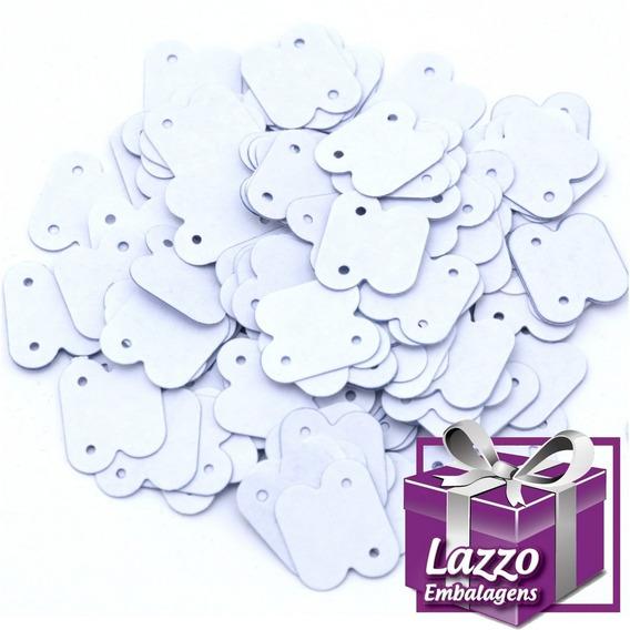 1.500 Etiquetas De Joias Etiqueta Preço Brinco Corrent Anel