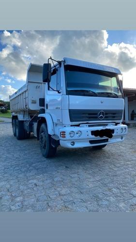 Cacamba Basculante - M. Benz 2729 6x4