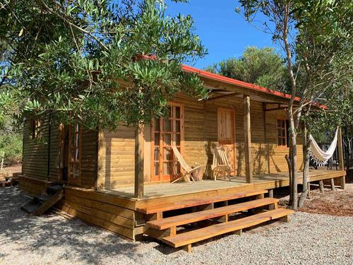 Casa Cabaña En Alquiler En Santa Ana Canelones