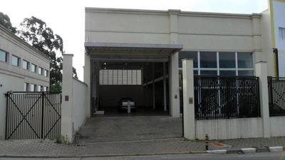 Galpão Industrial Para Locação, Jardim Marilu, Carapicuíba. - Ga0258