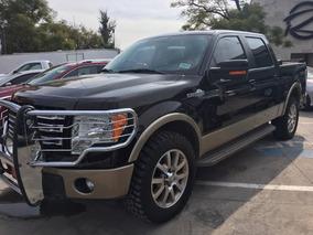 Ford King Ranch 4x4 2013 Piel, Llantas Nuevas