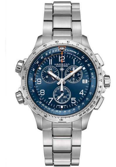 Reloj Hamilton Khaki Aviation X-wind Ha77922141 Ghiberti